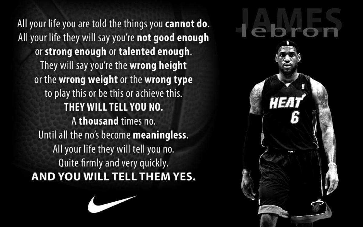 Quotes For Basketball Gorgeous Basketball Quote  Quote Number 542086  Picture Quotes