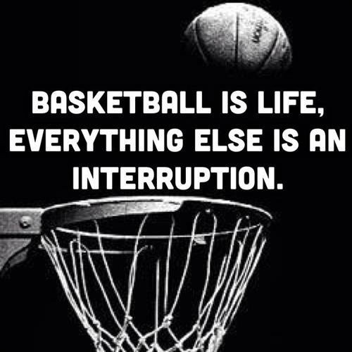 Basketball Quote Picture Quote #1