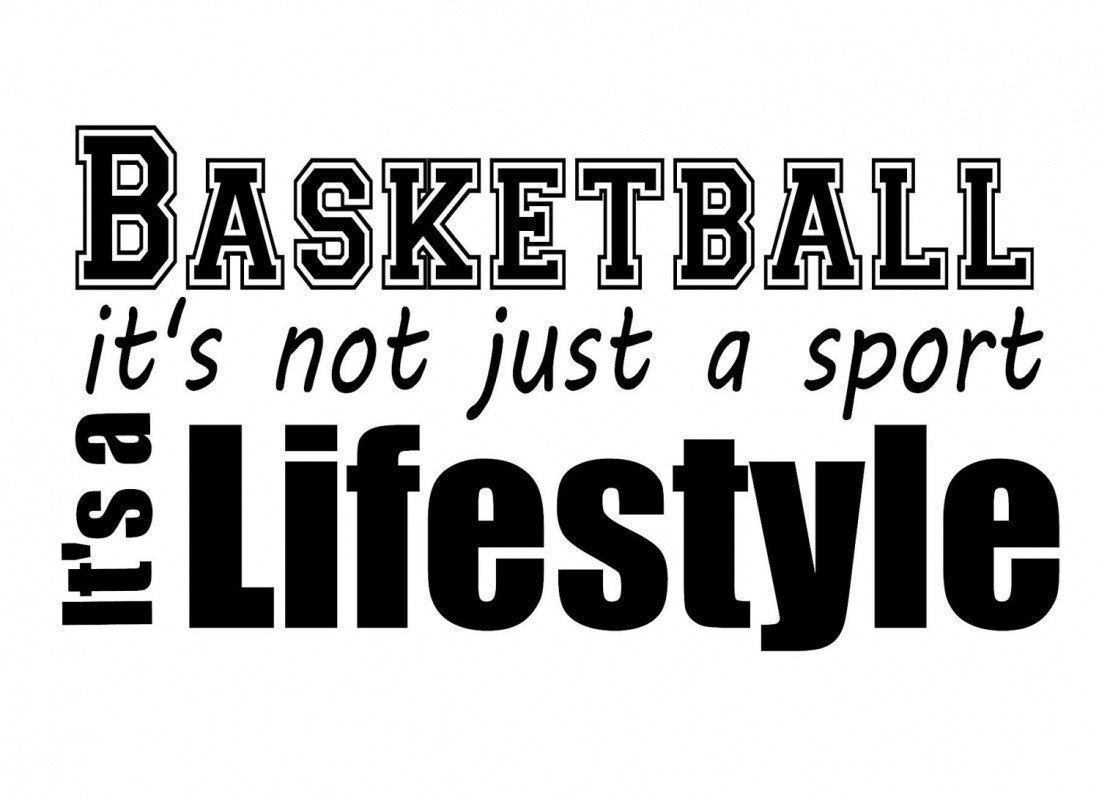 Basketball Quote | Quote Number 542097 | Picture Quotes