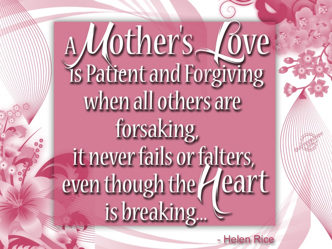 Mother Quote Picture Quote #1