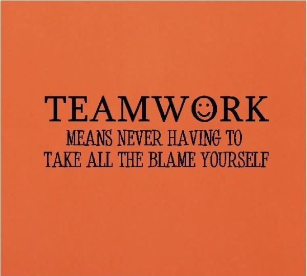 Teamwork Quote Picture Quote #1