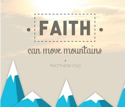 Faith Quote Picture Quote #1