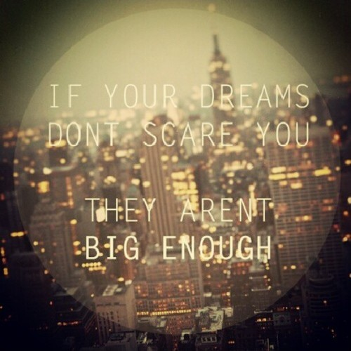 Dream Quote Picture Quote #1