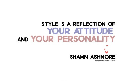Fashion Quote Picture Quote #1