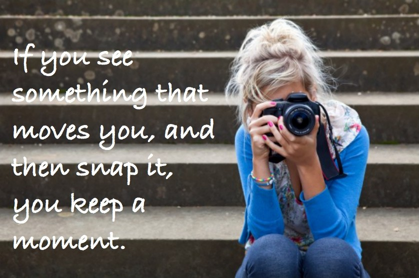 Photography Quote Picture Quote #1