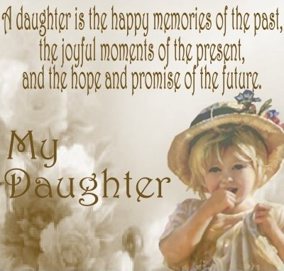 Daughter Quote Picture Quote #1
