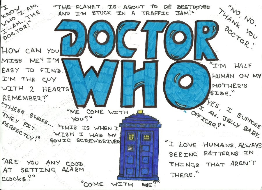 doctor who tv show quotes sayings doctor who tv show