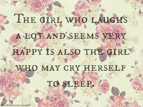 Girly Quote Picture Quote #1