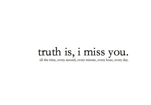 Missing Someone Quote Picture Quote #1