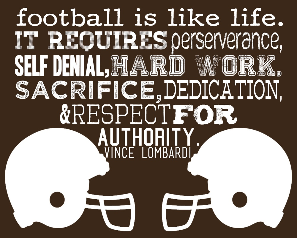 Football Quotes American Football Quotes & Sayings  American Football Picture Quotes