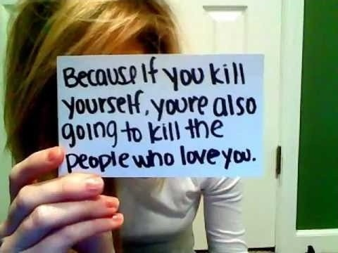 Suicide Quote Picture Quote #1