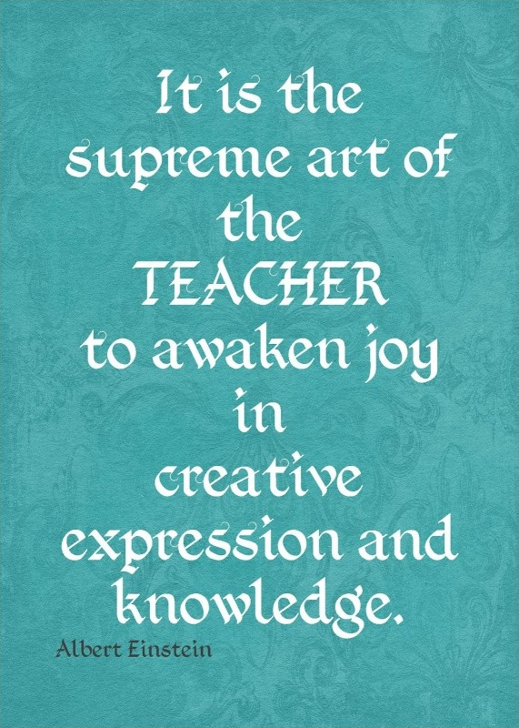 Teacher Quote Picture Quote #1