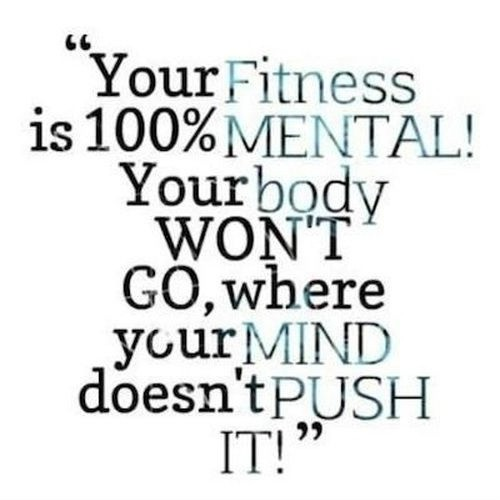 Fitness Quote Picture Quote #1
