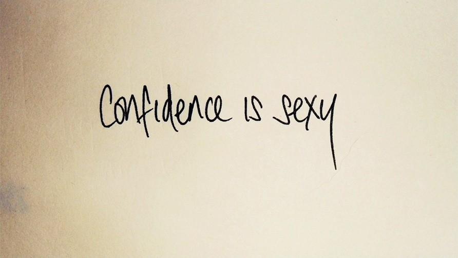 Confidence Quote Picture Quote #1
