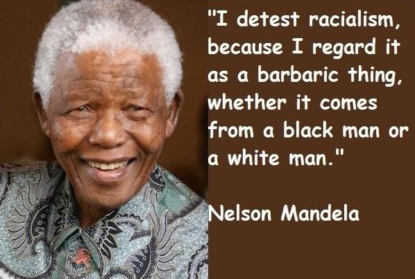 Nelson Mandela Quote Picture Quote #1