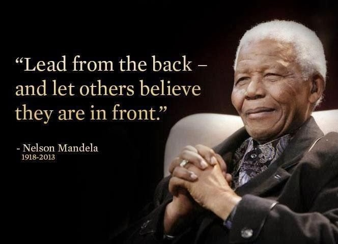 Nelson Mandela Quote Picture Quote #1