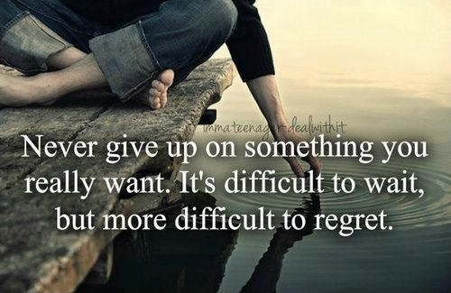 Never Give Up On Love Quotes Sayings Never Give Up On Love