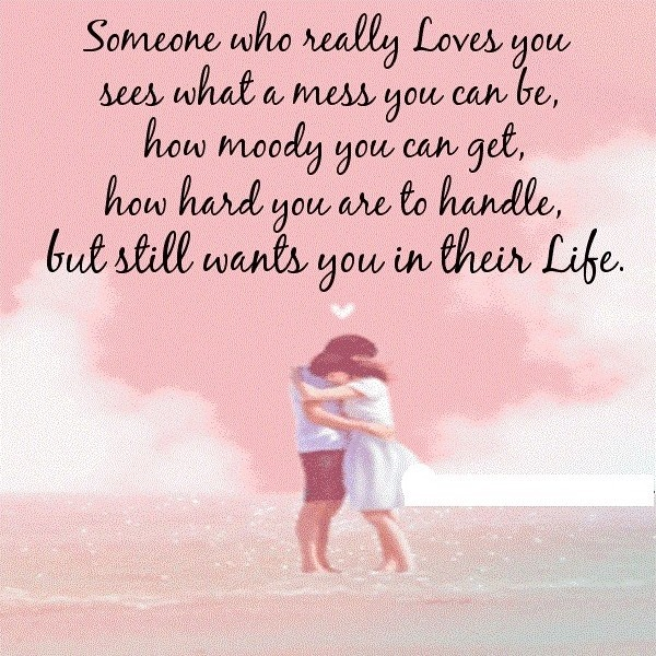 Heart Touching Quote Picture Quote #1