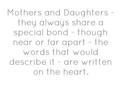 Mother Daughter Quote Picture Quote #1