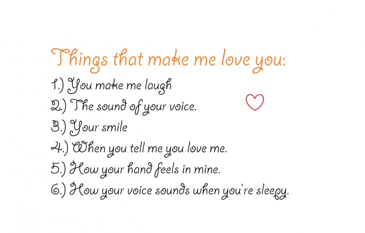 Cute Love Quotes For Him Quote Picture Quote #1