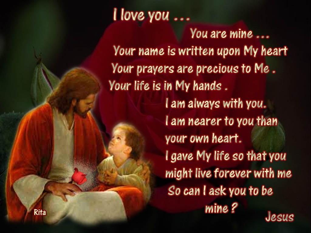 Jesus Christ Quote Picture Quote #1