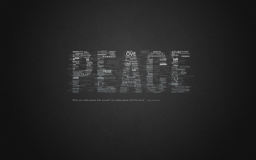 peace quote picture quote 1 - Peace Quotes
