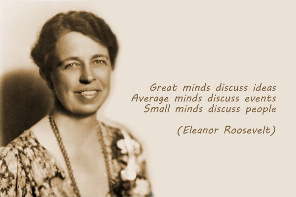 Eleanor Roosevelt Quote Picture Quote #1
