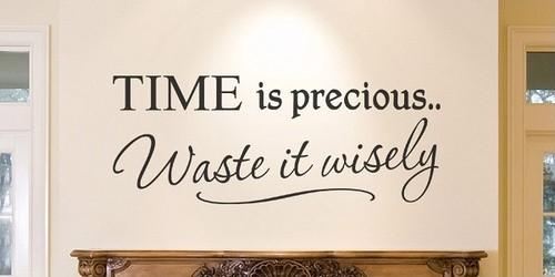 Time Quote Picture Quote #1