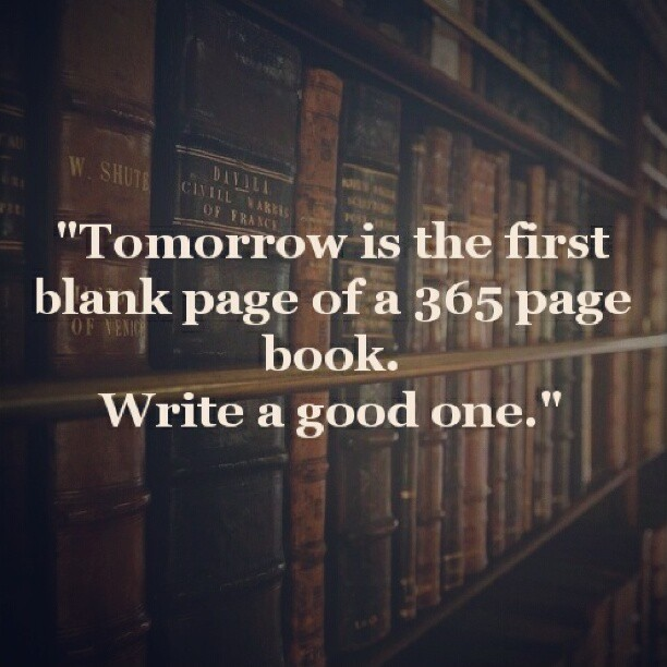 Happy New Year Quote Picture Quote #1
