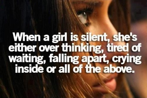 Girls Quote Picture Quote #1
