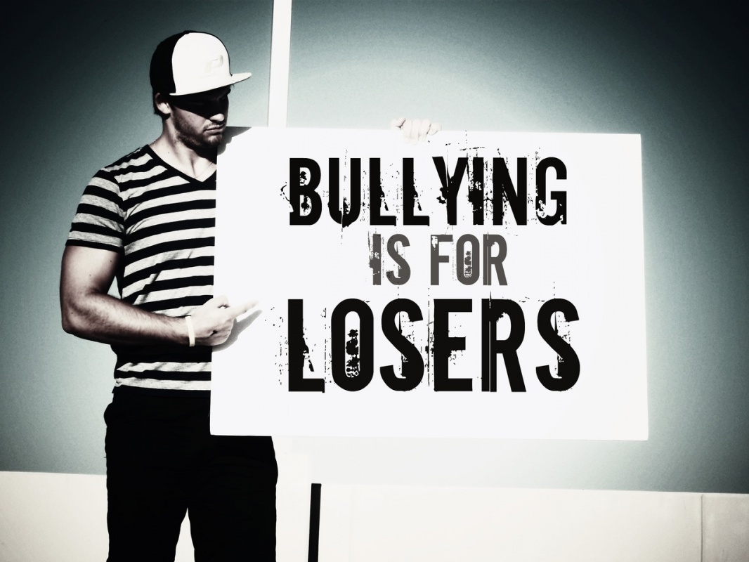 Bullying Quote Picture Quote #1