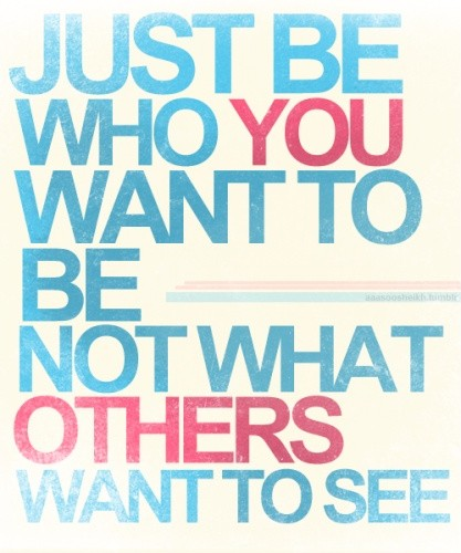 Be Yourself Quote Picture Quote #1