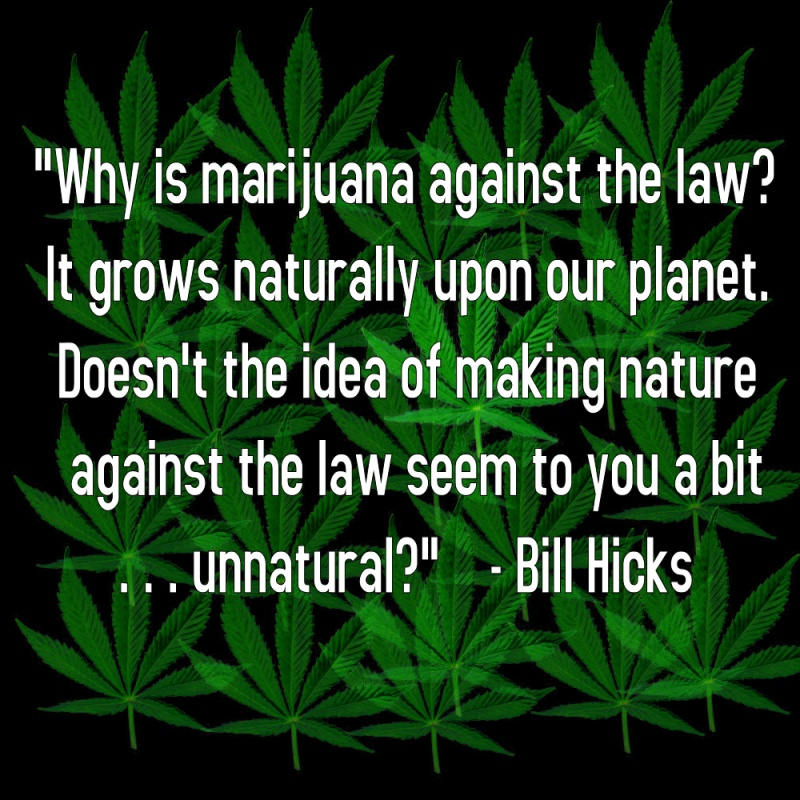 Weed Quote Picture Quote #1