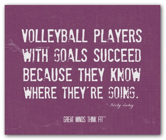 Inspirational Volleyball Quotes & Sayings | Inspirational ...