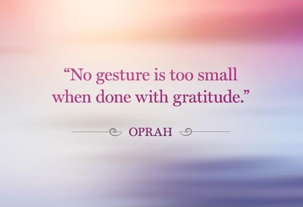 Gratitude Quote Picture Quote #1