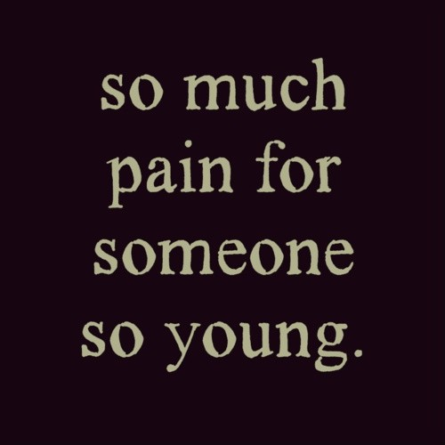 Pain Quote Picture Quote #1