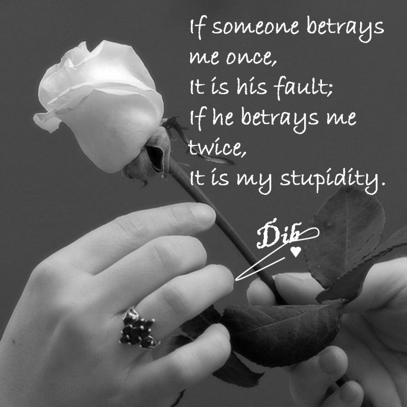 Betrayal Quote Picture Quote #1