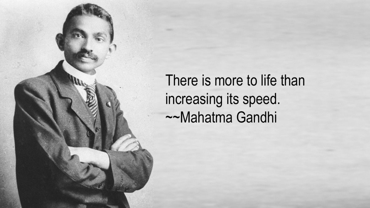 Mahatma Gandhi Quotes & Sayings (1587 Quotations)