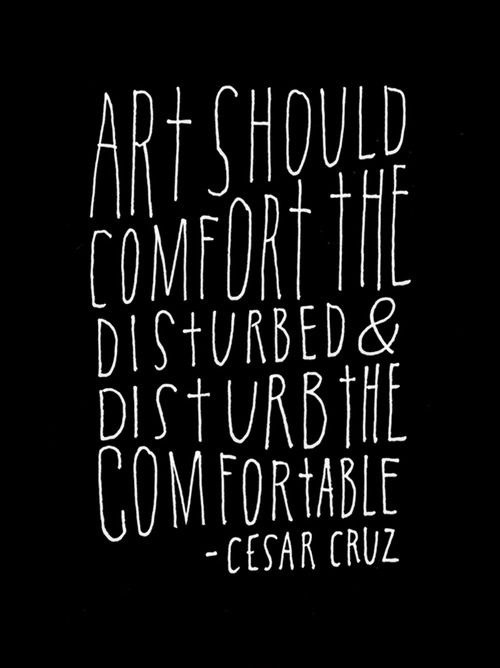Art Quote Picture Quote #1