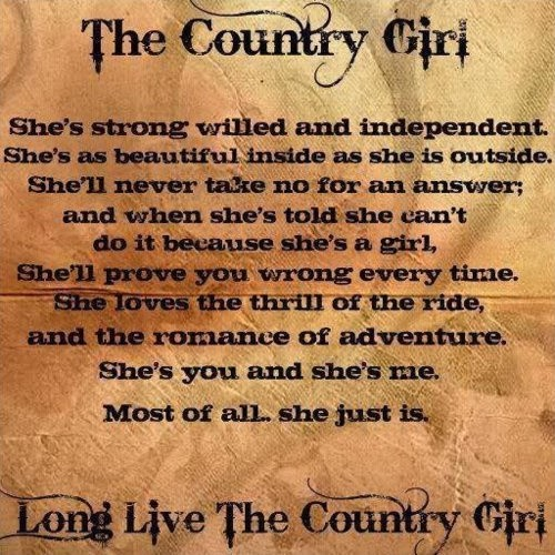Country Quote Picture Quote #1