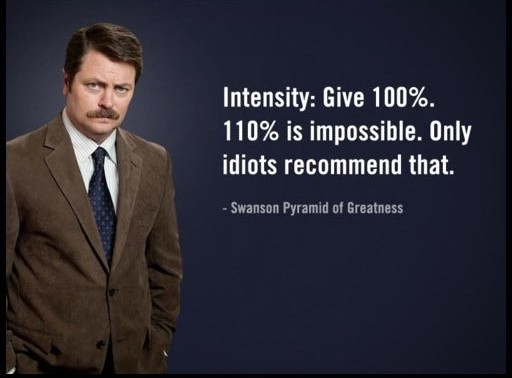 Ron Swanson Quote Picture Quote #1