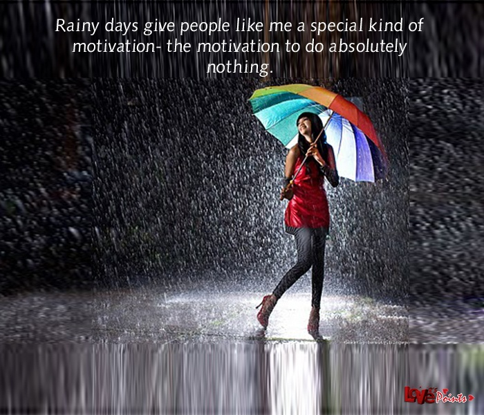 Funny Quotes About Rainy Days: Rain Picture Quotes
