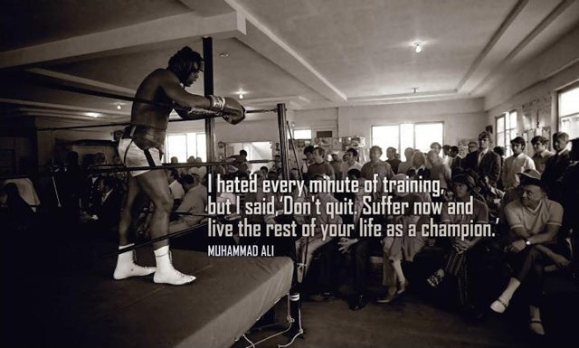 Inspirational Sports Quote Picture Quote #1