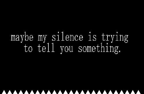 silent quotes silent sayings silent picture quotes