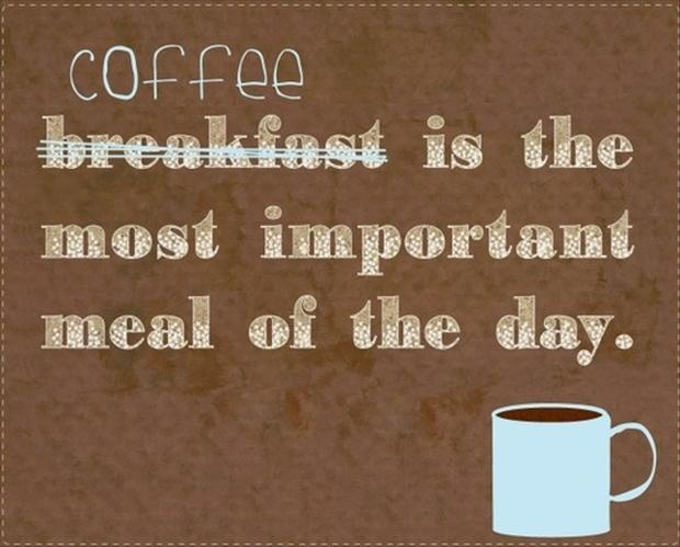 Coffee Quote Picture Quote #1