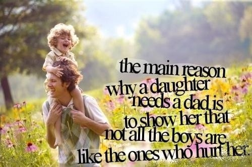 Father Daughter Quote Picture Quote #1