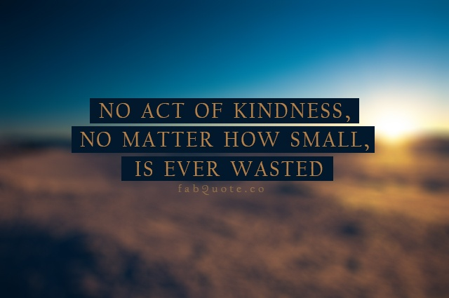 Kindness Quote Picture Quote #1