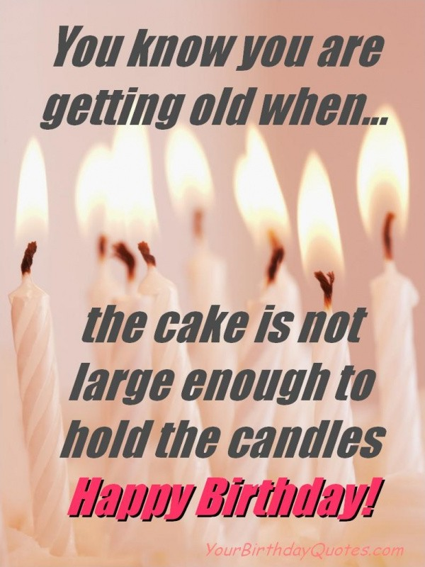 Birthday Wishes Quote Picture Quote #1