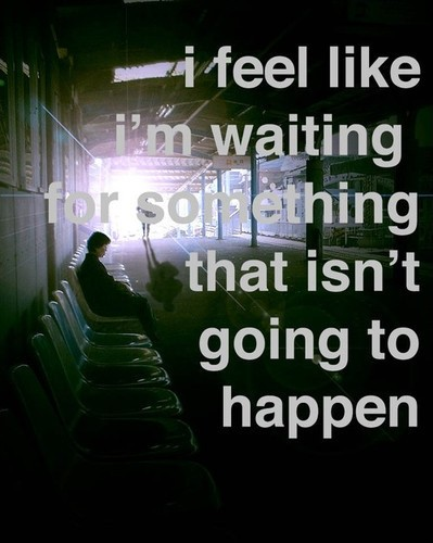 Waiting Quote Picture Quote #1