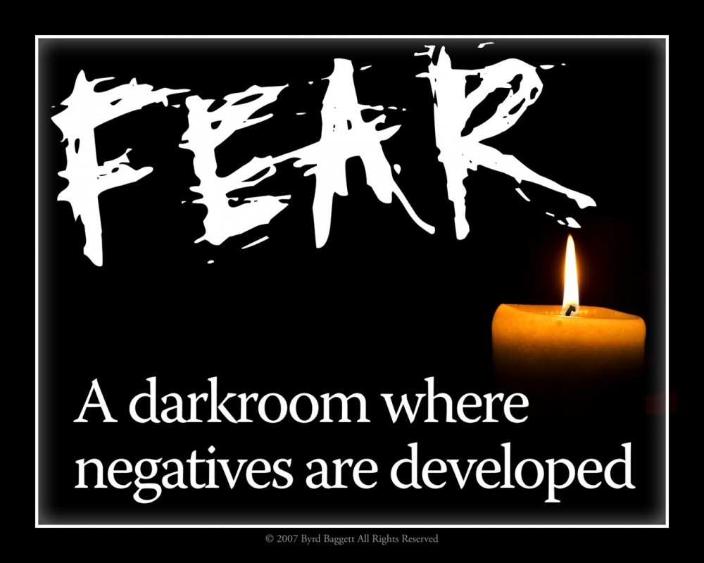 Fear Quote Picture Quote #1
